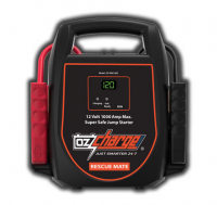 OzCharge Rescue Mate Battery-less Jump Starter - 12V 1000A - Suit Petrol Engines up to 10 .0 Litres & Diesel 5.0L